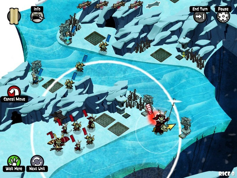 Skulls of the Shogun for iOS