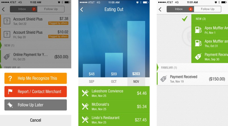 Best iPhone apps to help you take control of your personal finances: BillGuard