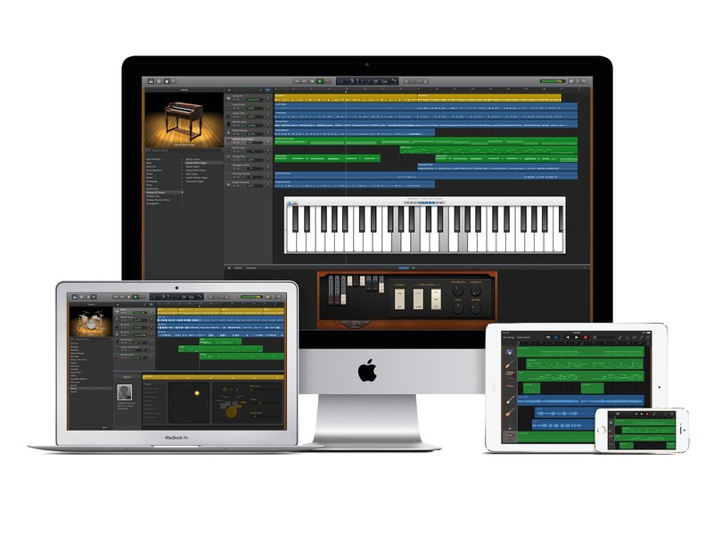 GarageBand for Mac updated with bug fixes and stability improvements