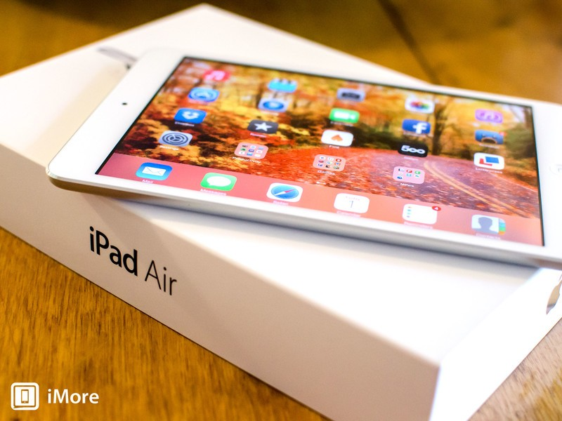 How to transfer data from your old iPad to your new iPad Air or Retina iPad mini