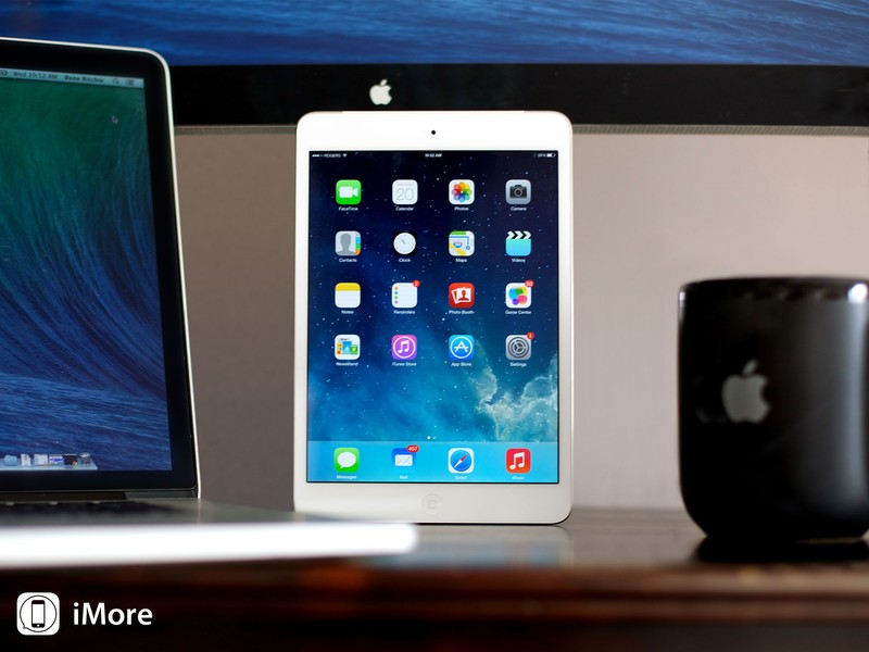 ipad mini 2 review imore. Black Bedroom Furniture Sets. Home Design Ideas