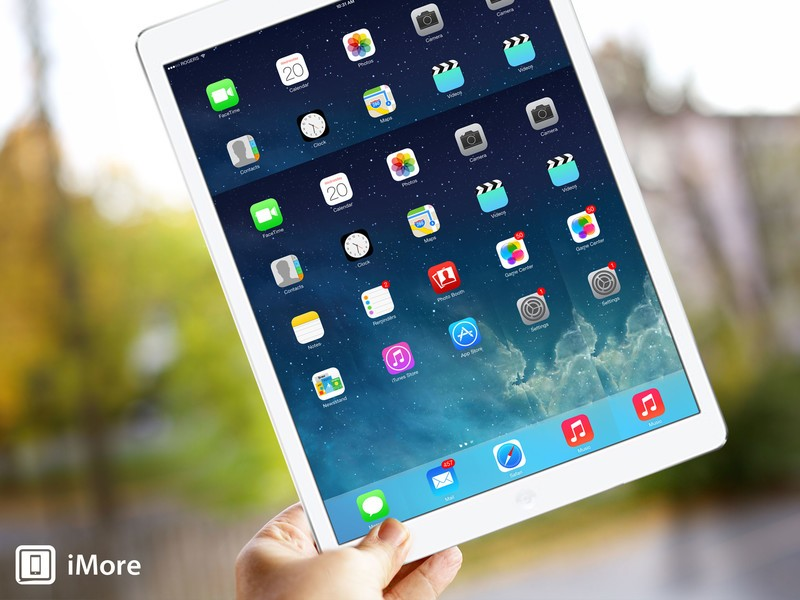 Apple reportedly targeting September to start production of 12.9 inch iPad