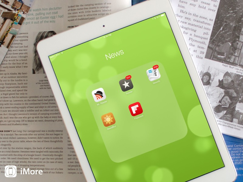 Best news apps for iPad: Mr. Reader, Reeder 2, Newsify, and more!