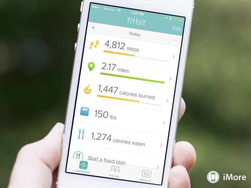 Fitbit update adds support for M7, more