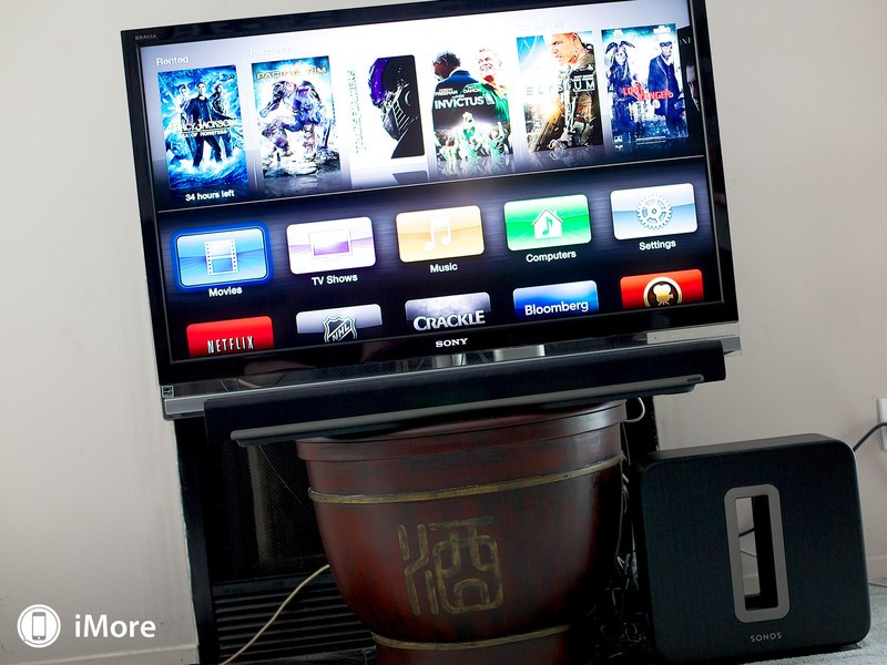 Cord cut: How Apple TV, iOS, and SONOS now run my home theater