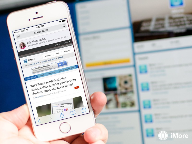 How to use the Shared Links feature in iOS 7 Safari