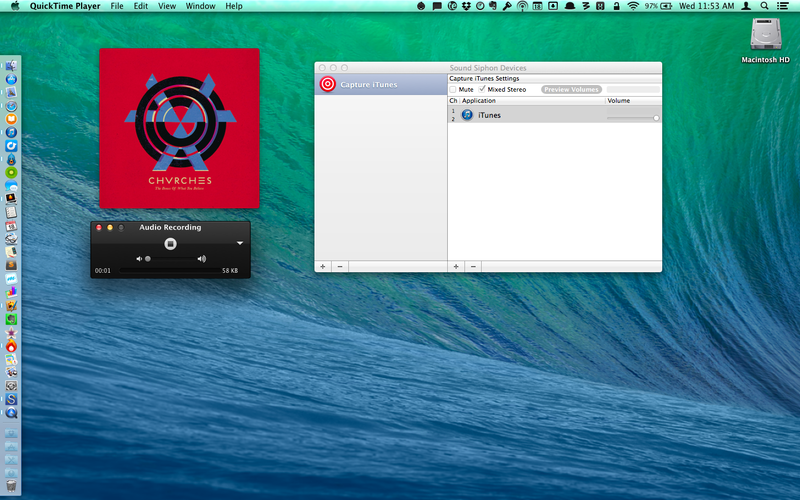 Sound Siphon turns your Mac apps into audio inputs