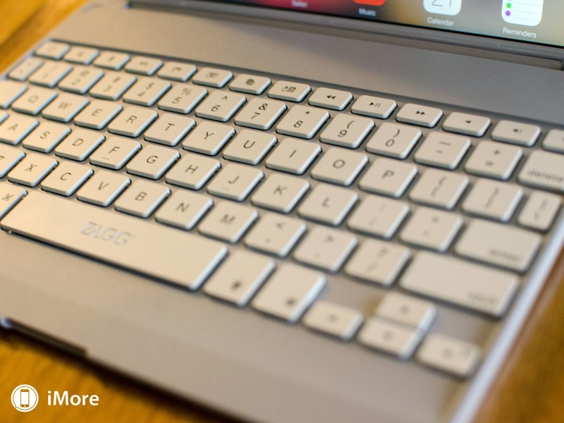 ZAGGkeys Cover for iPad Air review