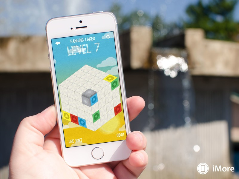 Adrift for iOS: The puzzle game that makes solving a Rubik's Cube look easy