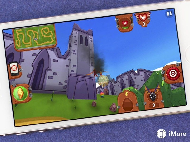 Take to the skies with Dragon Trials for iPhone and iPad
