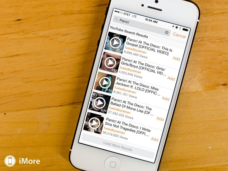 Musi lets you build an entire streaming music library, completely for free