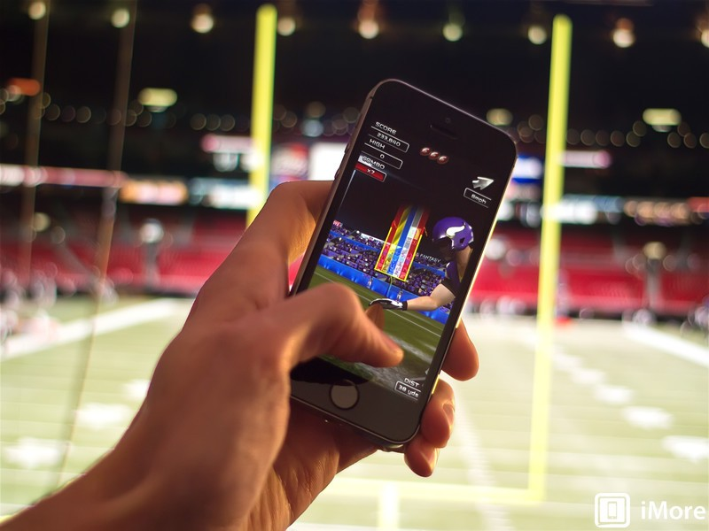 NFL Kicker for iPhone