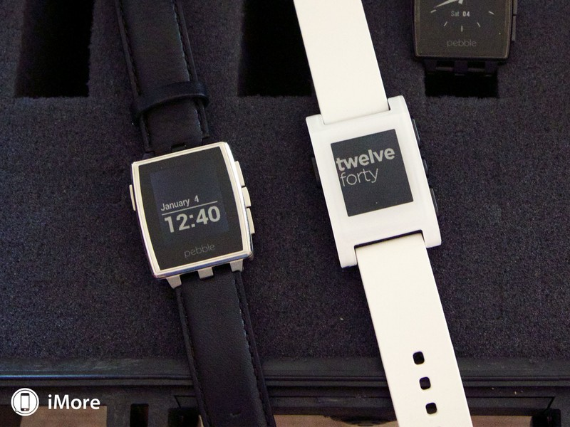 This is Pebble Steel: First look at the sleeker, classier ...