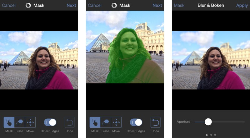 Make your iPhone better than a DSLR with these six apps: Taada SLR