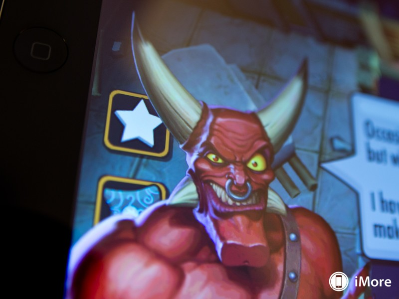 Dungeon Keeper for mobile