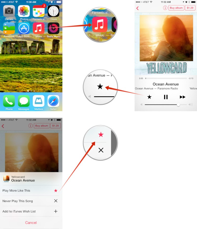 How to get itunes radio on iphone
