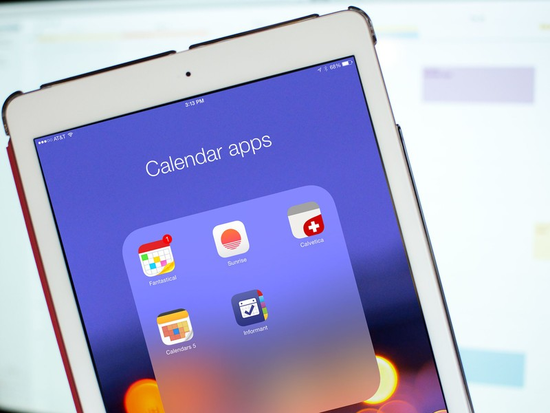 Best alternative calendar apps for iPad: Fantastical 2, Sunrise, Calendars 5, and more!