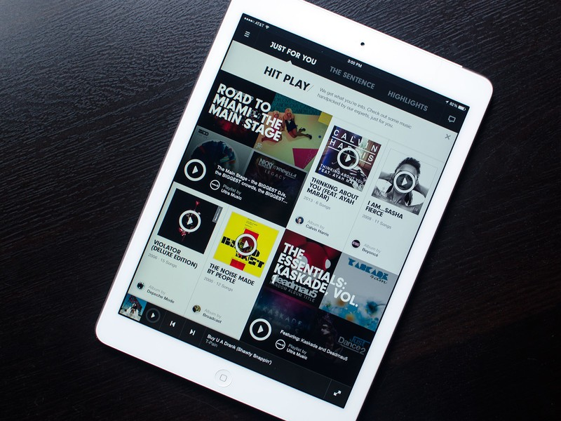 Beats Music for iPad review: Putting music discovery front and center