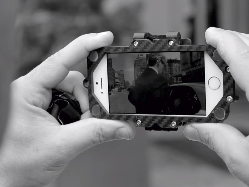 Bentley's latest ad was shot with iPhones and assembled on an iPad and it looks amazing
