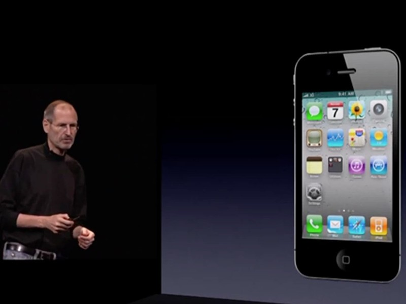 WWDC 2010 Flashback: iPhone 4, iOS 4, Safari 5