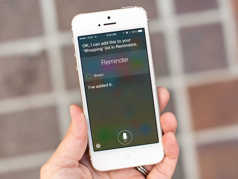 How to add reminders to specific lists with Siri