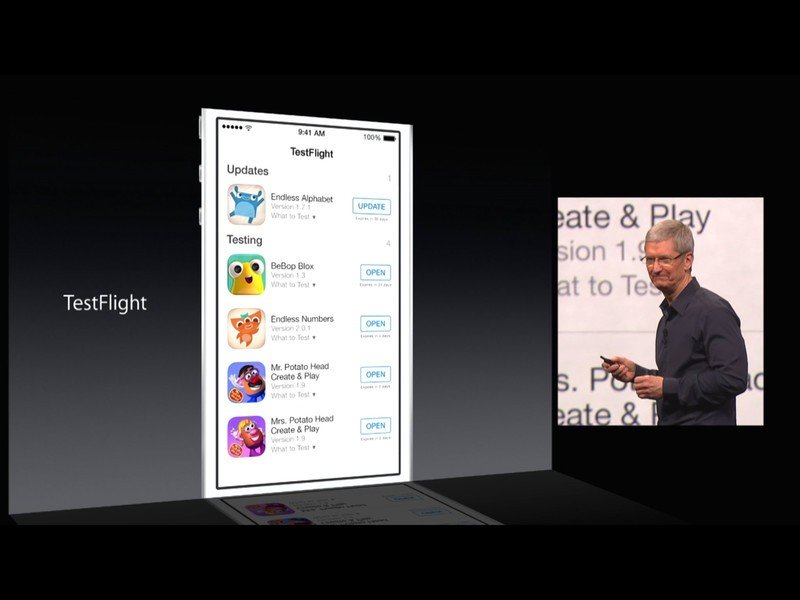iOS 8 TestFlight: Explained