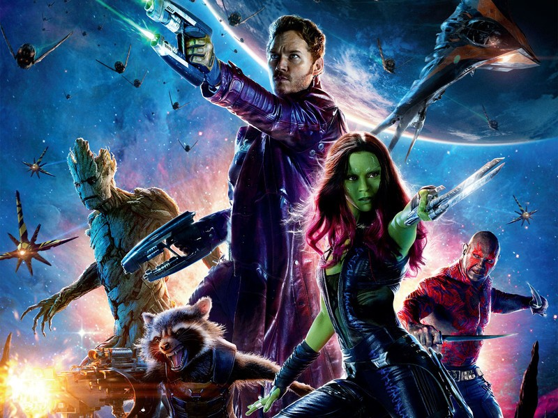 Review 33: Guardians of the Galaxy