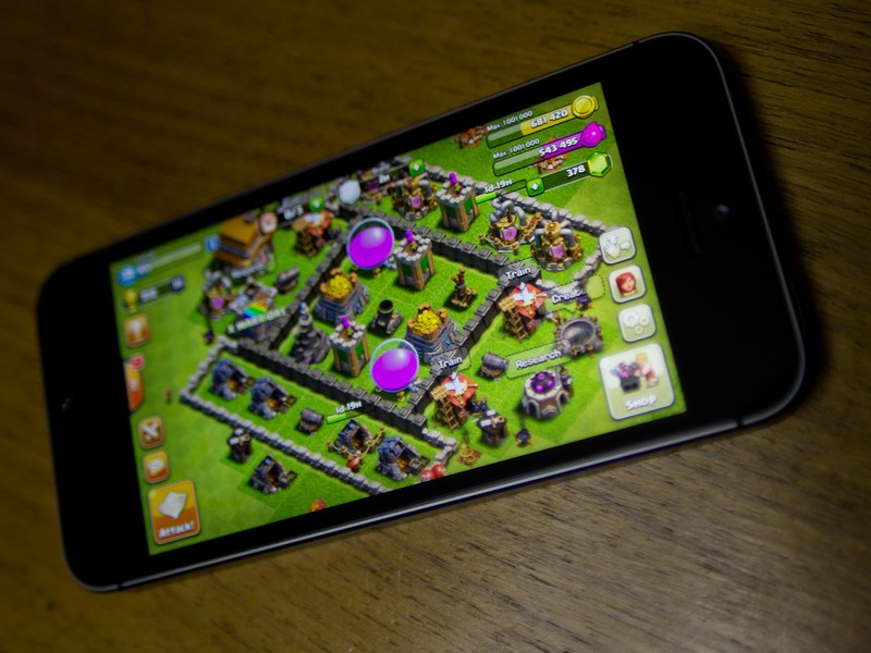 Best casual games for iPhone