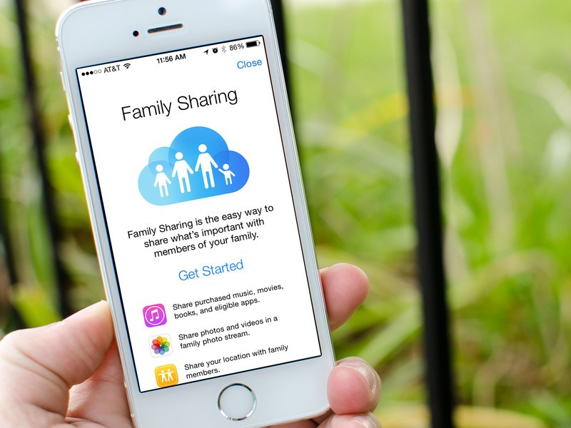 How to use Family Sharing for iTunes and App Store accounts in iOS 8