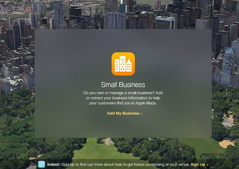 Maps Connect puts local businesses on the map