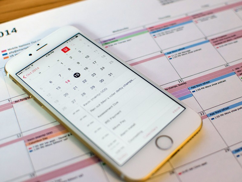 How to add and manage calendar events on iPhone and iPad