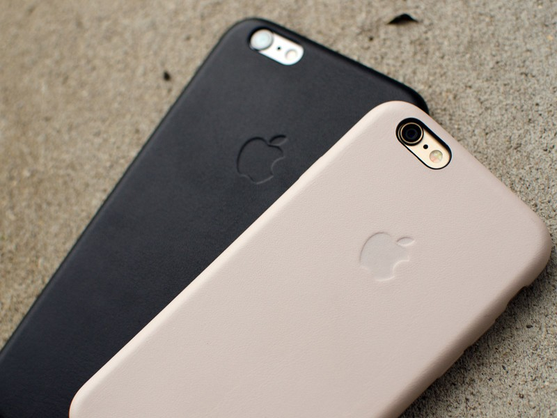 Review: Apple Leather Case for iPhone 6 and 6 Plus