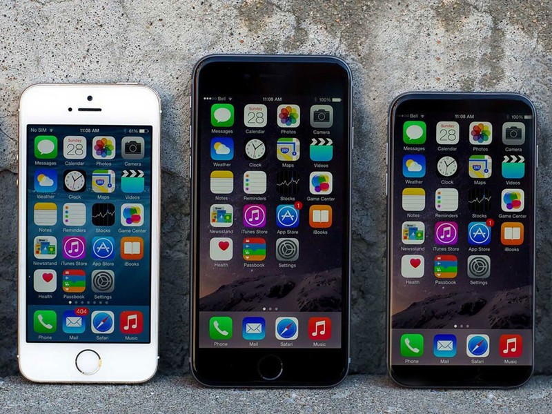 Do people really want smaller screens... or smaller iPhones?