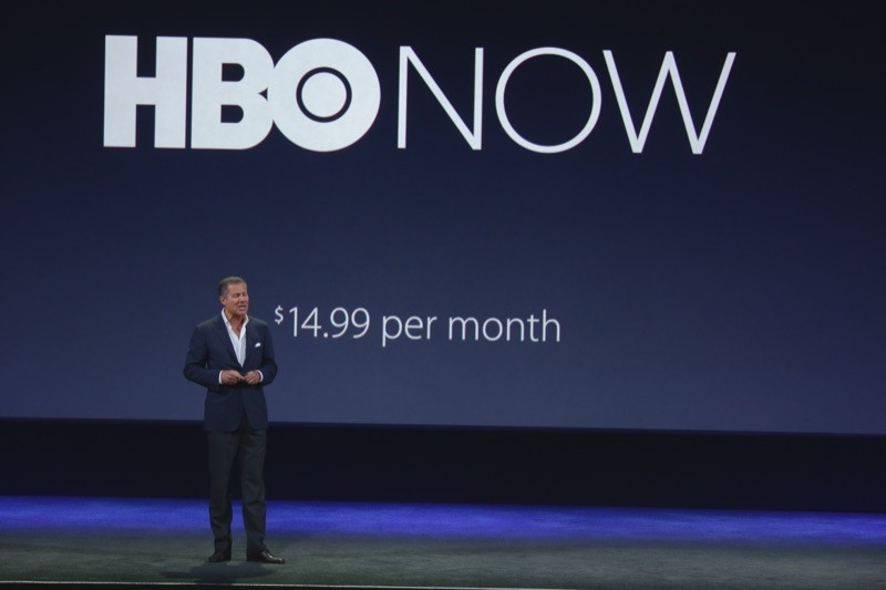 Apple TV is the official launch partner for the new HBO Now streaming service