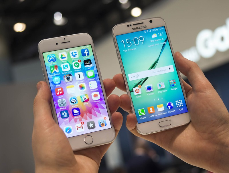 Why did you dump your Samsung Galaxy for an iPhone 6?