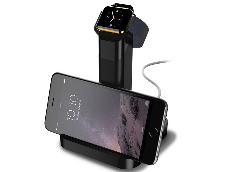 Griffin introduces WatchStand, a charging dock for the Apple Watch