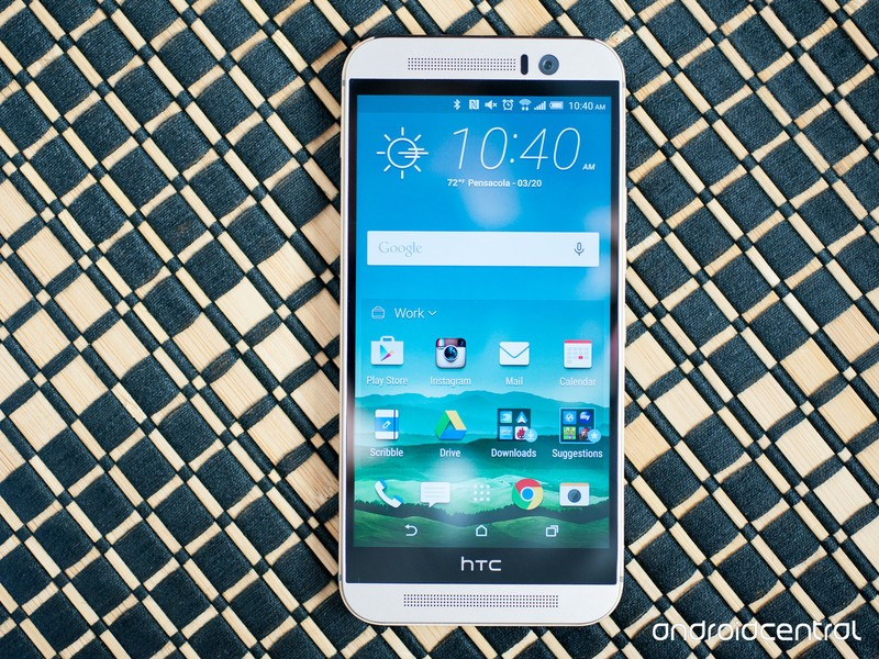 HTC One M9: Can it compete with the iPhone 6?