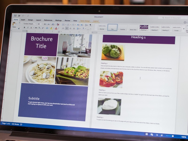Microsoft Office 2016 offers welcome changes for Windows switchers