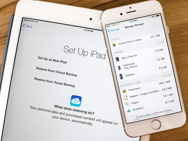 Everything you need to know about backing up to iCloud