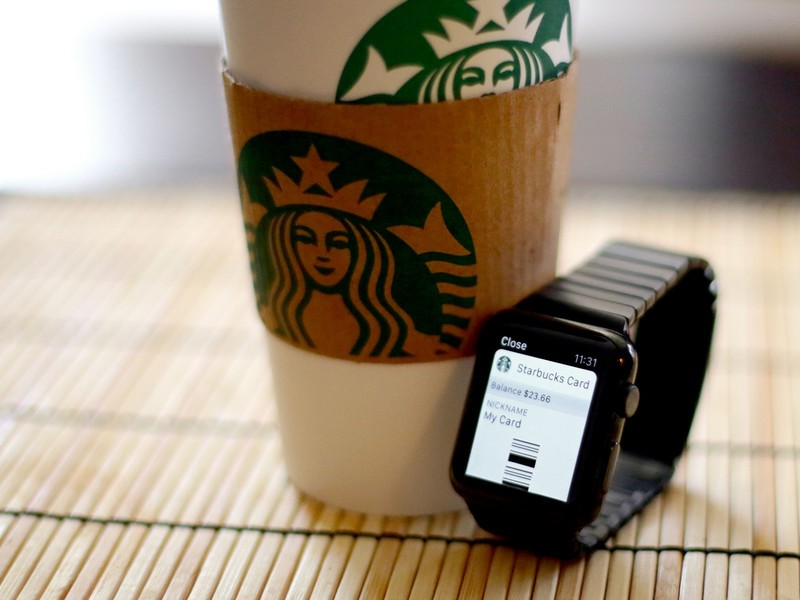 The Apple Watch is a hot cup of convenience