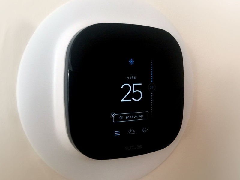 Installing And Setting Up The Ecobee4 Wifi Thermostat Imore
