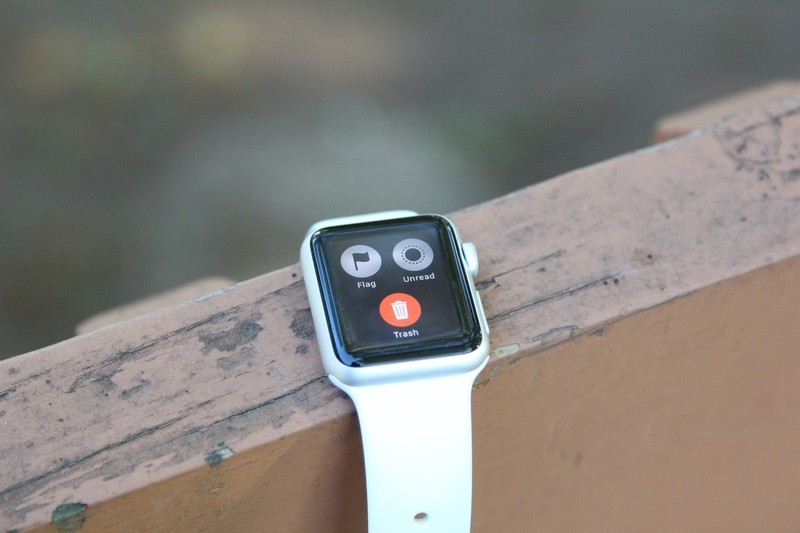 How to manage emails with your Apple Watch