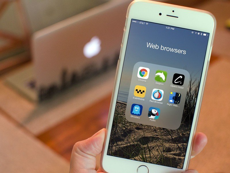 Best web browsers for iPhone