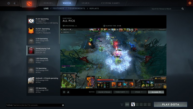 dota 2 reborn beta announced with new engine and interface imore