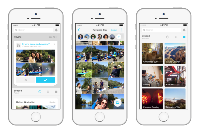 Facebook Moments wants to help you share photos with friends