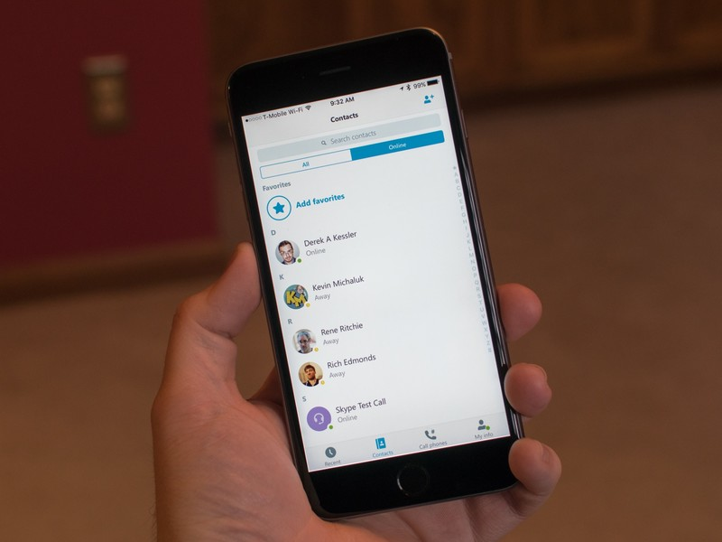 How to change your Skype password from your iPhone, iPad or Mac | iMore