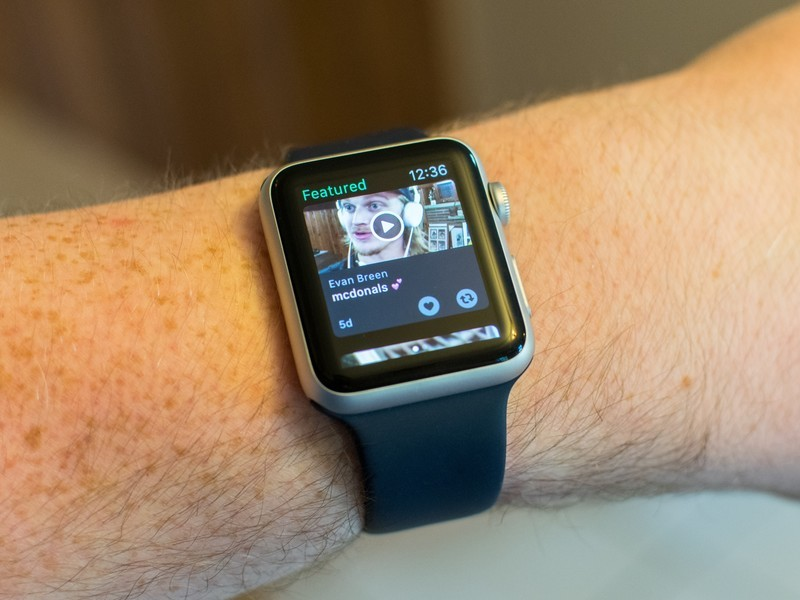 Vine picks up Apple Watch support and audio remixes