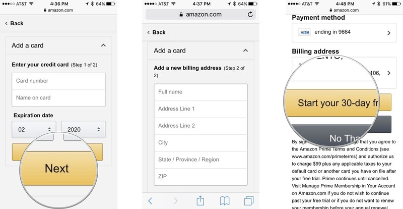 How to sign up for Amazon Prime   iMore
