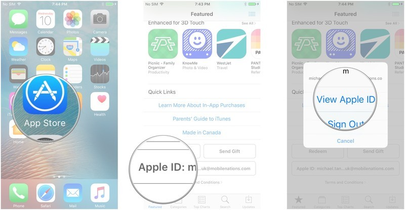 How to gift and redeem apps and gift cards in the App Store | iMore