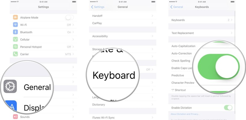 How to tweak your iPhone's visuals, multitouch gestures, and sounds